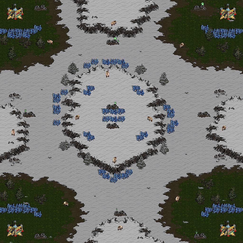 Sirius666 - StarCraft maps